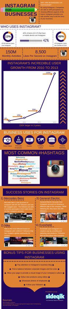 Instagram for Businesses