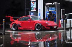 """RWB """"Yves Piaget"""" Porsche 993."""