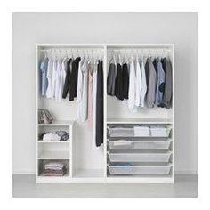 pax wardrobe white forsand ballstad white pax wardrobe ikea pax wardrobe and ikea pax. Black Bedroom Furniture Sets. Home Design Ideas