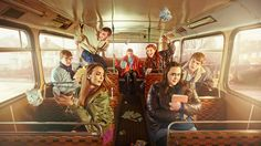 My Mad Fat Diary - super great tv show