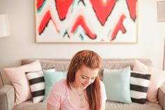 How to Wear DIY: Dresses and the tie dye tee in pretty portraits