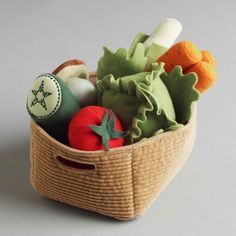 The DUKTIG 14-piece vegetable set is one of the hero products in the new IKEA advert! Great to encourage children's role play.