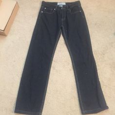 Dark washed jeans Relaxed fit 30x32 Ecko unltd Jeans