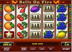 If you are looking for a classic game experience, Bells on Fire developed by Amatic Industries is here for you. Players can try it out. Play at Uk Casino, Casino Bonus, Lightning Powers, Game Fruit, Real Player, Online Casino Games, Slot Machine, The Flash, Fire