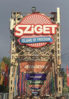 Im Paralleluniversum: The Island of Freedom |Sziget Festival |Budapest