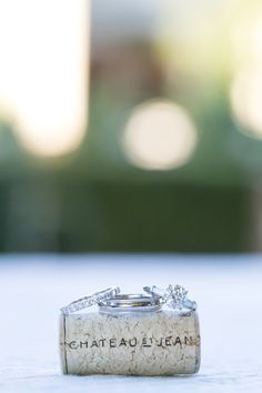 Tasteful Mint Sonoma California Wedding from A Savvy Event - engagement ring