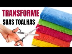 3 Ideias Incríveis de Transformação de Toalhas velhas - YouTube Sewing Basics, Outdoor Blanket, Youtube, Organization, Crafts, Diy, Sheep Crafts, Towel Crafts, Jute Crafts