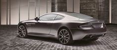 Aston Martin DB9 GT Bond Edition - 150 unit special - wears Spectre Silver custom 007 touches