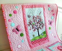 Чудесные лоскутные работы от Анастасии (Бармуша) Quilts, Blanket, Crochet, Bed, Handmade, Chrochet, Comforters, Blankets, Hand Made