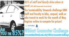 Wildcat Commuter Challenge