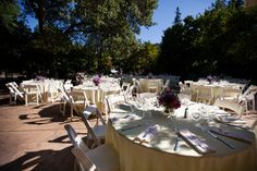 -Wedding at the Marin Art and Garden Center {Photo by Bustle& Twine}