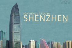 Although Shenzhen is largely industrial, it offers many tourist attractions, such as Sea World, Window of the World and beach resorts. Check out our Top 9 Things To Do In Shenzhen.