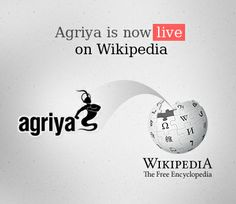 Agriya is live on Wikipedia. Explore some of the amazing details about Agriya in Wikipedia.  http://en.wikipedia.org/wiki/Agriya