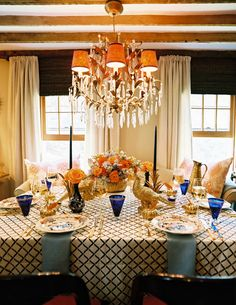 Dream #Thanksgiving table!