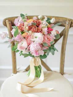 Photography: ARTIESE Studios - http://www.stylemepretty.com/portfolio/artiese-studios   Read More on SMP: http://www.stylemepretty.com/canada-weddings/2015/05/18/vintage-blush-wedding-inspiration/