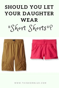 girls and shorts toddler shorts girls shorts boys shorts parenting girls gender stereotypes oversexualization of girls sexualization of girls raising feminists Feminist Men, All About Mom, Gender Stereotypes, Reproductive Rights, Positive Body Image, Body Shaming, Intersectional Feminism, Boy Shorts, Short Shorts