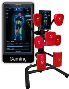 Fast Fists™ - (by Nexersys) - New Workout System - Combines the latest in exercise equipment and interactive gaming, Fast Fists™ designs and builds a professional-grade multimedia fitness product that delivers the motivation of a personal trainer, the benefits of a mixed martial arts high-intensity interval training workout, and the entertainment and feedback available from today's gaming and computer technology.,, website: http://tryfastfists.com/