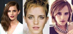 Feliz Aniversário, Emma Watson! #cabelo #makeup #beauty #hair #maquiagem #beleza