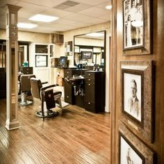 Frank's Barbershop » Tour Frank's