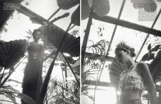 Numero Paris: Jardin d'Hiver by Koto Bolofo — Creative Exchange Agency Artist Management, Film Director, Artistic Photography, Creative Director, Fine Art, Paris, Art Photography, Fine Art Photography, Montmartre Paris