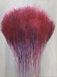 Twilight 140cmx 100cm acrylic on canvas