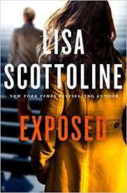 Exposed - (Wheeler Large Print Book Series) by Lisa Scottoline (Hardcover) Lisa Scottoline, The Older I Get, County Library, Letting Go Of Him, Looking Forward To Seeing, Fiction Books, Large Prints, Book Series, Bestselling Author