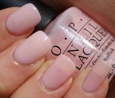Simply Pink. Pale neutral