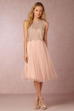 Maia Dress in Bridesmaids Maid of Honor Dresses at BHLDN