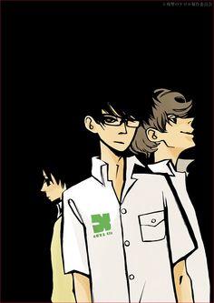 image pour le plaisir des yeux #4 ~ Ono Natsume - Ma petite Médiathèque