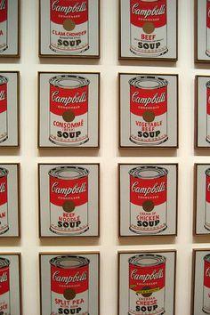 NYC - MoMA: Andy Warhol's...