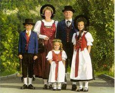 Fürstentum Liechtenstein, Landestrachten Dresses, Fashion, Switzerland, Clothing, Vestidos, Moda, Gowns, Fasion, Dress