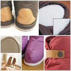Pajamaya   Rakuten Global Market: No belts to the ankle and toes warm chill take heavenly down room boots (short height) feather room shoes / made in Japan / winter shoe room / cold / cooling measures