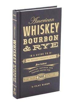 American Whiskey, Bourbon & Rye, #ModCloth
