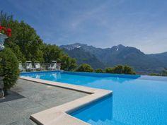 Pool and view!  Villa Vista sul Lago, Bellagio