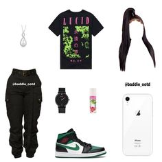 Summer Swag Outfits, Swag Outfits For Girls, Cute Swag Outfits, Teenage Girl Outfits, Cute Comfy Outfits, Tomboy Outfits, Teen Fashion Outfits, Trendy Outfits, School Outfits