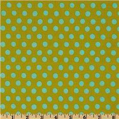 Fabric by Kaffe Fassett.