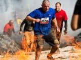 TOUGH MUDDER!!!!! Motivates me to work out harder like i'm trying out for this!