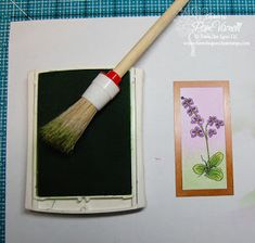 """There She Goes Clear Stamps: Wednesday Trends - """"Airbrushing"""" Inside a Nestie WITHOUT the Copic Airbrush System"""