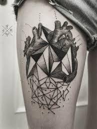 Resultado de imagem para tattoo geometric