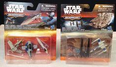 NEW Star Wars Rebels Micro Machines LOT 3 Pack Clone Army Raid & Desert Invasion #Hasbro