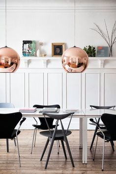 Lots of different types of goodies this week. For more dreamy finds check our dedicated pinterest board.    Tom Dixon Copper Light Bulb     The Art of Cozy – Adriana Adarme  Bass Plant Pot     Gold Ki