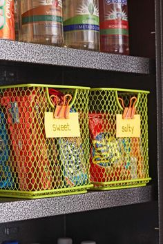 20 Ideas for Storage with Baskets and Bins | Midwest Living