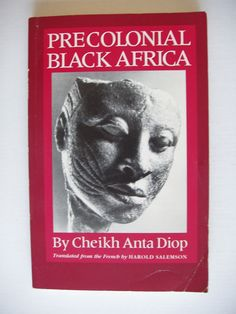 So many people want to start the history of African Americans with slavery. They really need to take the time to study some of the great African civilizations from whence we came. Cheikh Anta Diop wrote several books that were so enlightening to me as a child.