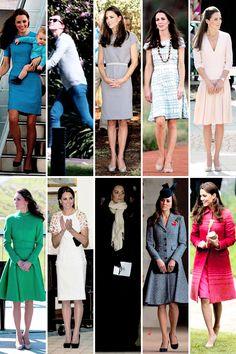 anythngandeverythingroyals:  Duchess of Cambridge Fashion 2014