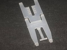 10 X Adjustable Plate Stand 2  - 5  Plate Opaque Plastic & 10 X Adjustable Plate Stand 2