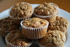 Apple&Cinnamon Muffins
