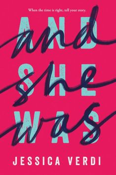 intrigued by the handwritten title over the sans serif title . . . it's rewriting her story . . .