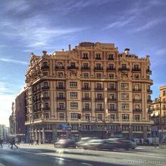 Una Mañana cualquiera en Madrid