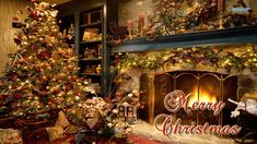 merry christmas - Free Large Images