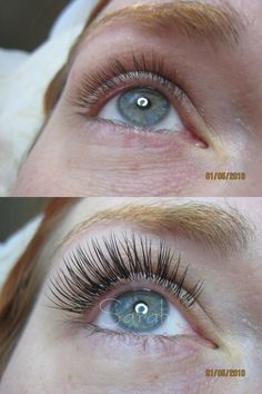 REVITALASH - A beautiful before and after!  No mascara needed!